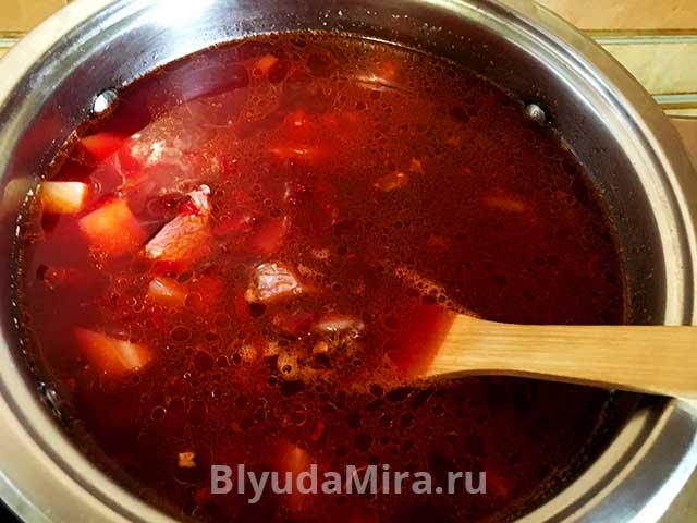Свекольник классический: 7 рецептов приготовления горячего и холодного супа