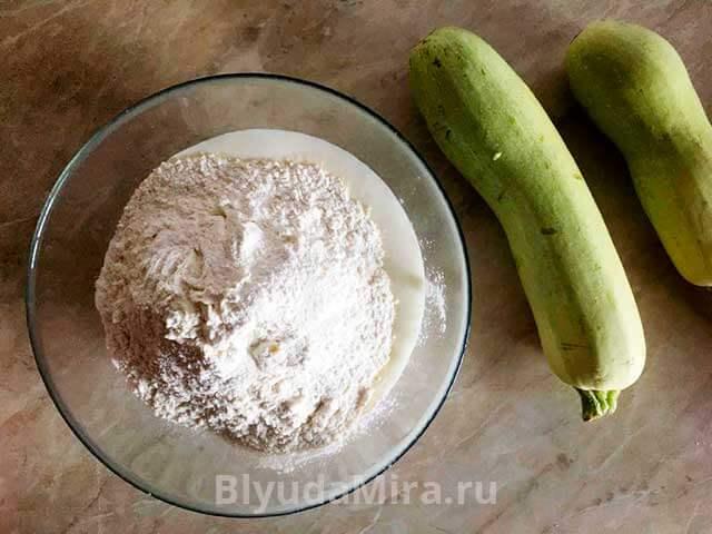 Оладьи из кабачков – 8 простых и вкусных рецептов
