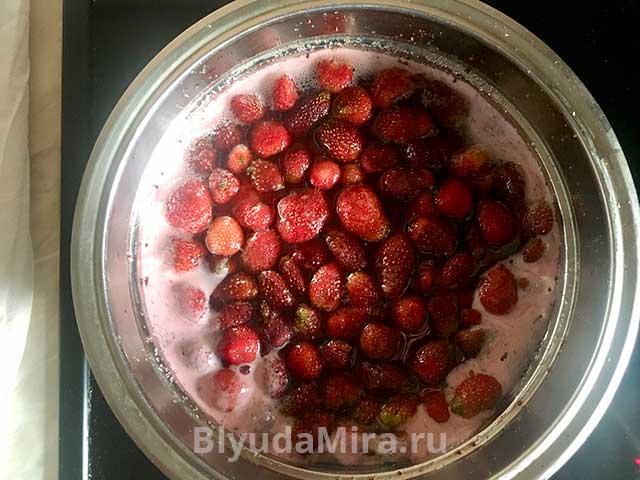 Варим ягоды
