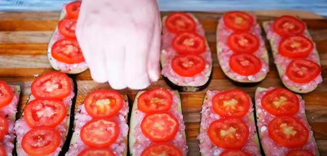 Солим помидоры