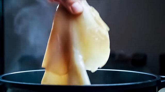 Варим кальмара