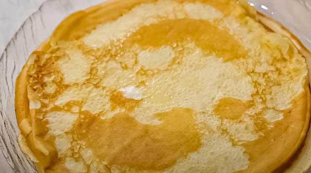 Блины на молоке: самые вкусные рецепты тонких блинчиков