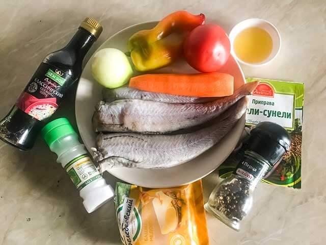 Минтай в духовке – 7 самых вкусных рецептов
