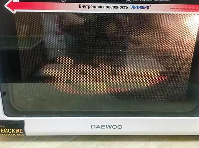 кабачки в микроволновке
